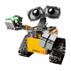Building Blocks Model Compatible with legoed IDEA WALL E 21303 Figure Educational Toy for Children Gift for Boy Girl