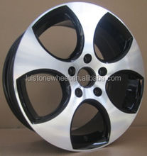 16 inch replica alloy wheel rim 5x112 for car VW from factory Luistone Wheels 002