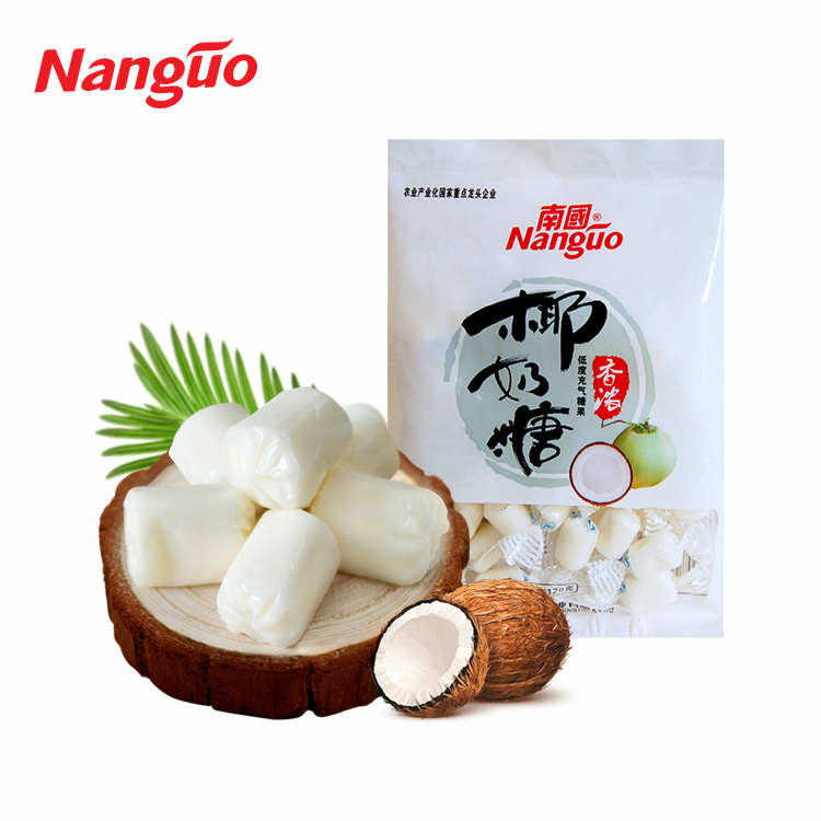 Aromatic Coconut Milk Soft Jelly Candy/Sweet Milk Candy