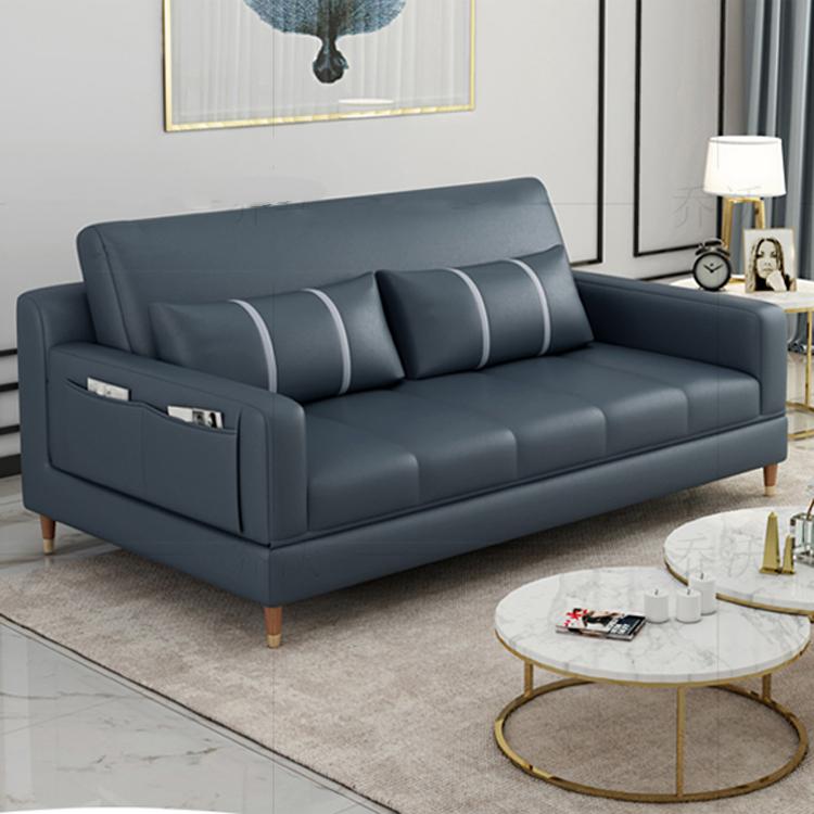 Modern Living Room Corner Sofa Bed