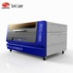 Auto focus system nonmetal laser cutting machine red dot indicator up down worktable