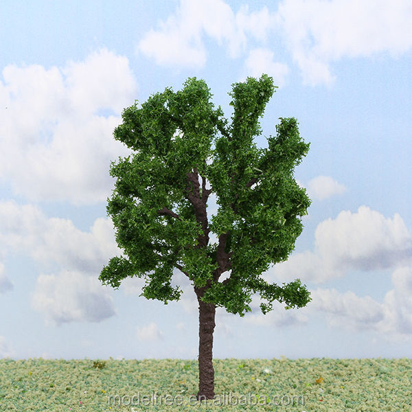 2018 New 6cm Pink Model Wire Trees For Ho Railroad Train House Park Street Layout Green Landscape Scenery Toys & Hobbies Model Building Kits