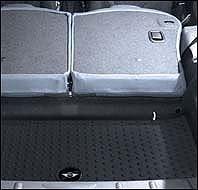 MINI Cooper Genuine Factory OEM 51470415024 Boot Trunk Mat 2007-2012 by MINI Cooper