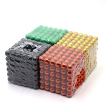 [Lyc] 5 Mm Magnetic Balls 3 Mm Bola Magnet Rubik Cube 5 Mm 216