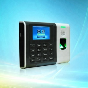 cheap biometric fingerprint time attendance system with Wifi function