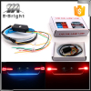 Car Decoration Accessories Tailgate Sequential Led Strip Revolving Light with Canbus Driver Turn Signal Led Brake Tail Light