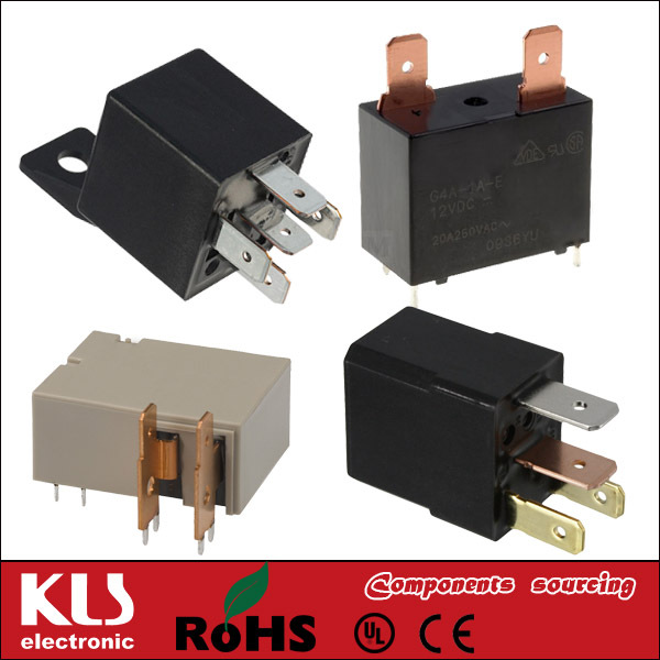 Good quality electronic flasher relay UL CSA TUV CE ROHS KLS Brand 355