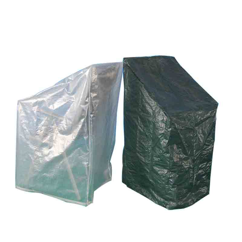 waterproof dust protection outdoor home garden stacking chair cover