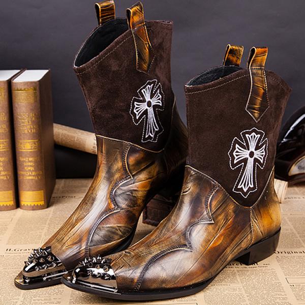 Genuine Cowboy Boots Bsrjc Boots