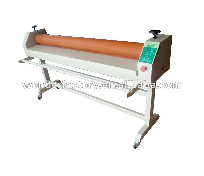 Professional manufacturer Electric Cold laminator 1600mm Graphic Electric cold roll laminator 160cm cold laminator