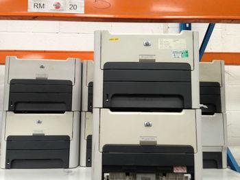 1 Lot Of Used Laserjet Printers - Buy Used Laser Printer Sale Laser Printer  Printer Product on Alibaba com