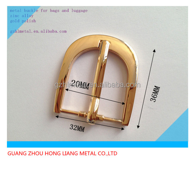 china factory price ,watch belt metal pin buckle