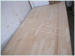 Trade Assurance Good Quality teak finger joint board From China Manufacturer(LINYI FACTORY)