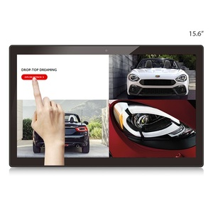 15.6Inch Capacitive Touch Tablet Pc