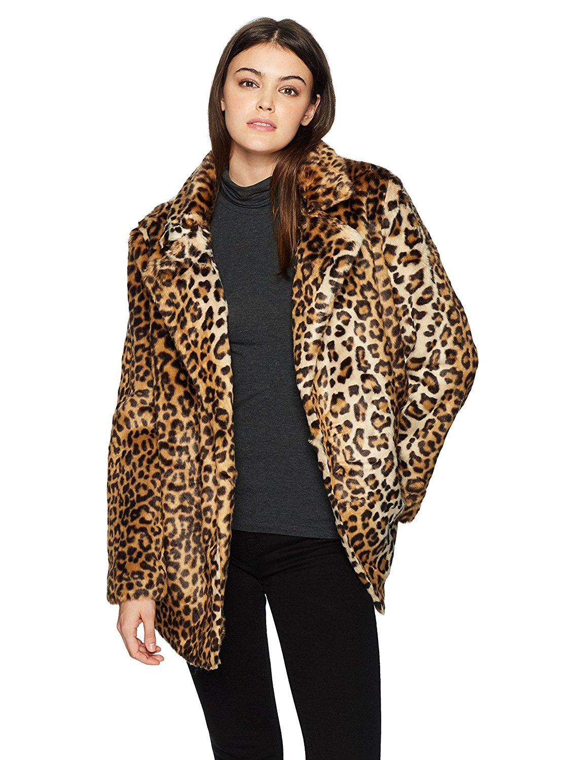 d6dfea353 Cheap Red Leopard Print Fur Coat, find Red Leopard Print Fur Coat ...