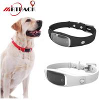 Real time GPS WiFi Tracking Waterproof GPS necklace mini pet tracker for dog,cat,animal/gps durable dog collar
