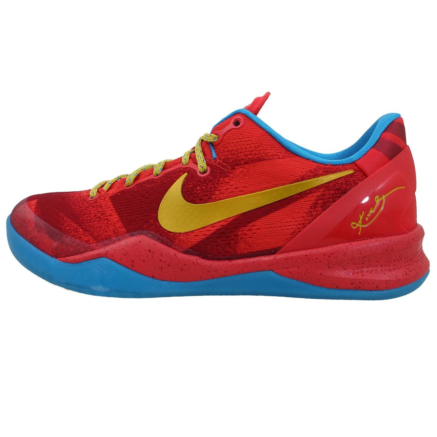 "Nike Mens Kobe 8 System YOTH ""Year of the Horse"" Synthetic Basketball Shoes"