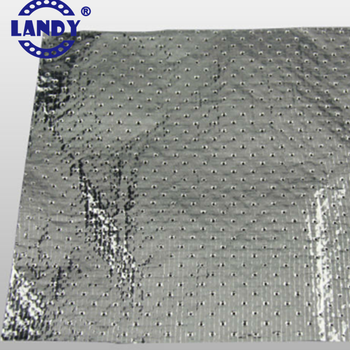 Perforated Double Radiant Barrier Foil In Aluminum Foil Tear Free