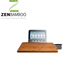 Bamboo Cutting Board for iPad with Screen Shield & Knife Storage