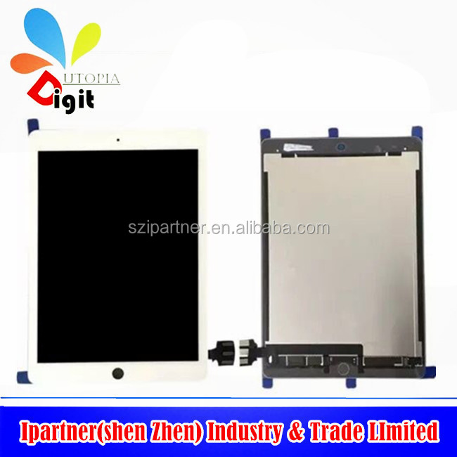 Tablet Accessories Nice Original Replacement Tablet Screen Touch Panel Display Assembly For Ipad Pro 9.7 Black White Ml0f2ll Emc2827 A1673 A1674 A1675