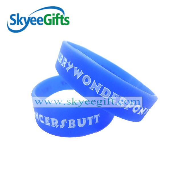highly welcomed custom fashionable Sport Balance Energy silicone wristbands