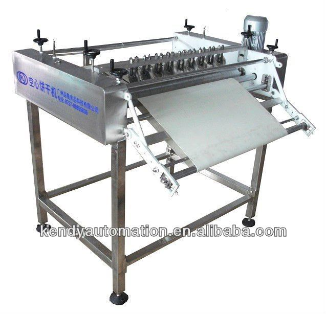 Hollow hard biscuit machine made in China