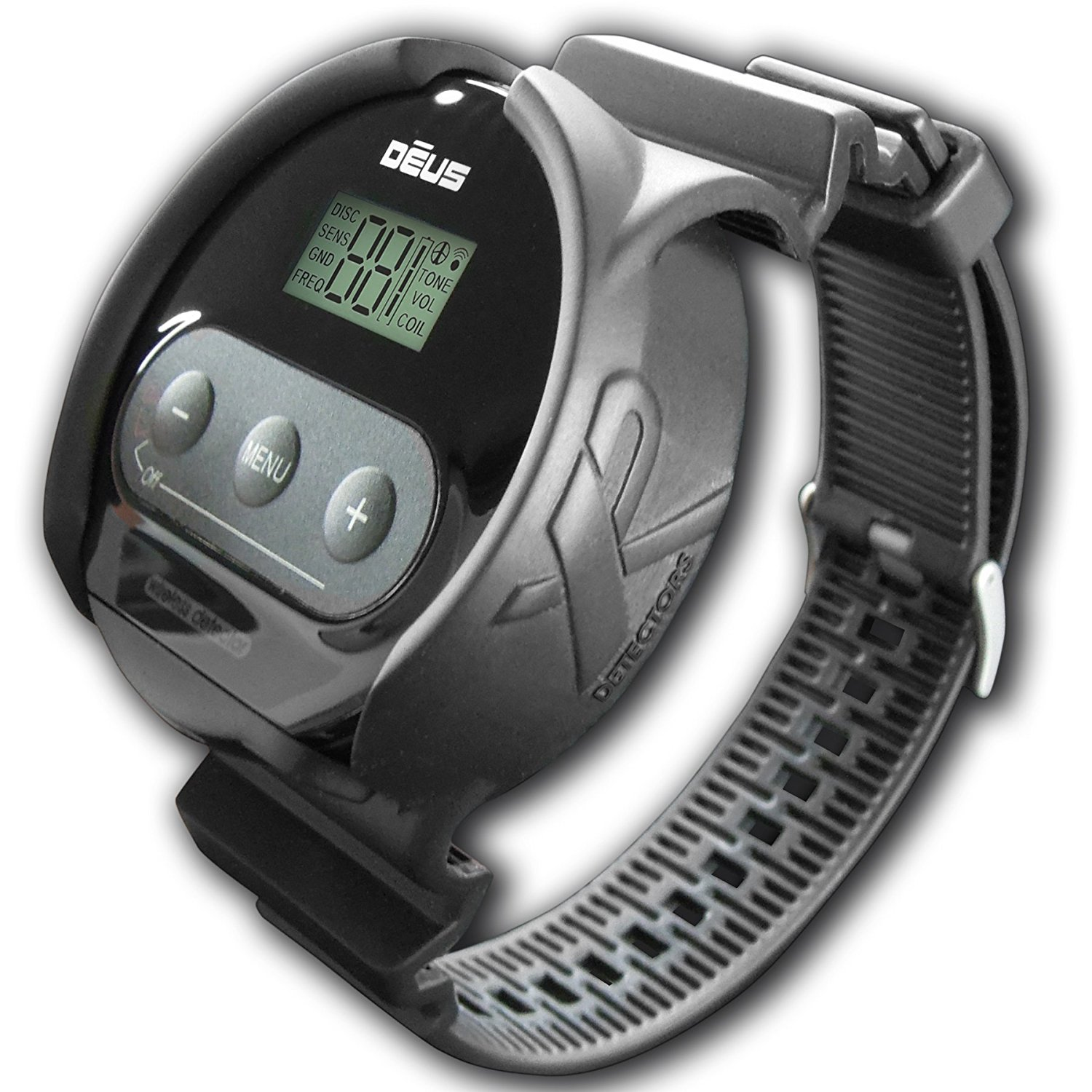 XP Deus Metal Detector Silicone Rain Proof Wristband for Backphone Control D090