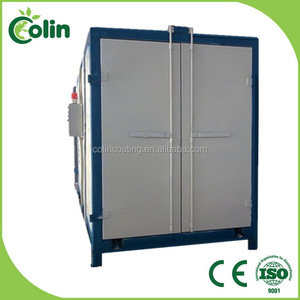 Modern technique new invention industrial powder coating oven vacuum drying