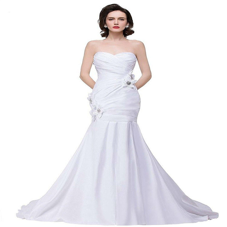 Cheap Corset Mermaid Wedding Dress, find Corset Mermaid Wedding ...