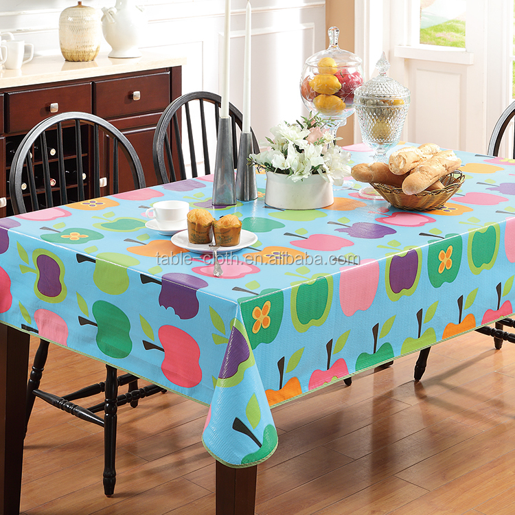 Pvc Non Slip Tablecloth, Pvc Non Slip Tablecloth Suppliers And  Manufacturers At Alibaba.com