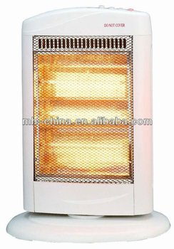 Safety Mesh Guard Electric Powerful Heater For Home Use