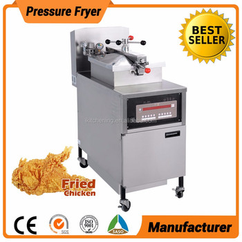 Good Performance Gas Fryer For Fried Chicken PFG-800 Henny penny gas chicken pressure fryer