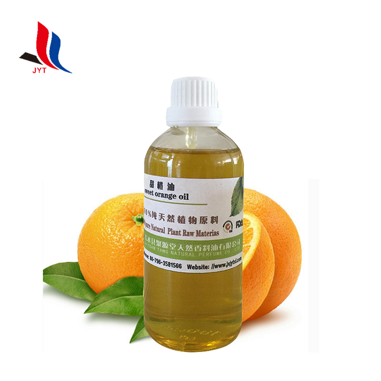Factory Supply For Daily Chemical Natural Orange Essential Oil