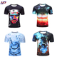 Custom Design Low MOQ Custom T-shirt, Fashion Men T-shirts Plain Custom T shirt Factory Price Men's T shirt