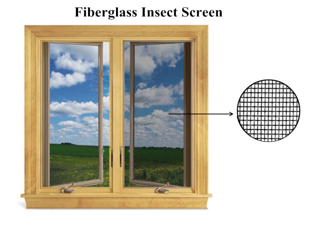 Fiberglass Insect Nets Diy Roller Mosquito Net For Window ...