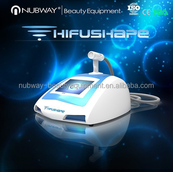 powerful hifu anti cellulite fat removal body slimming machine for beauty clinic and salon
