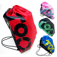 Fashionable promotional bags storage beach towel swimsuit swimming goggles folded durable waterproof drawstring bag