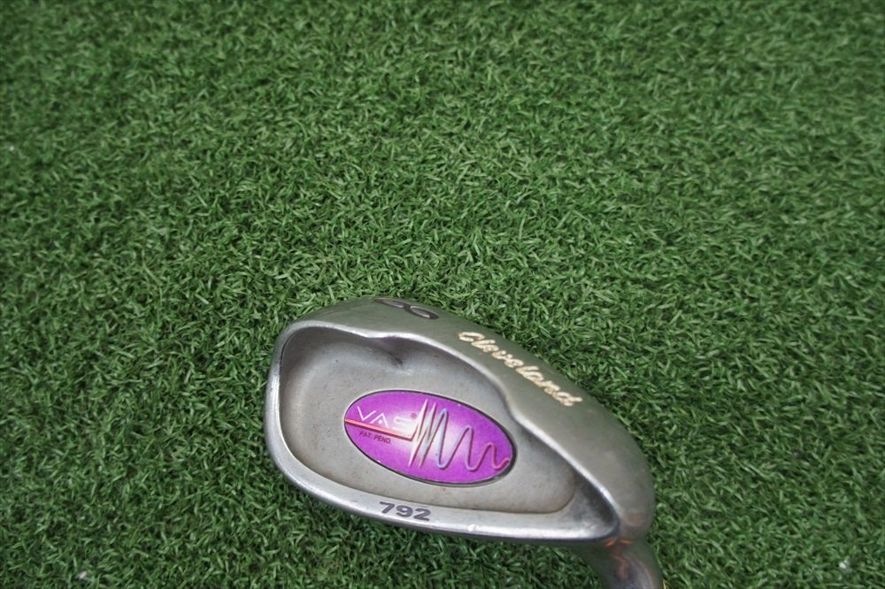 Buy Cleveland 792 VAS Single Iron #8 Steel Shaft Uniflex Men
