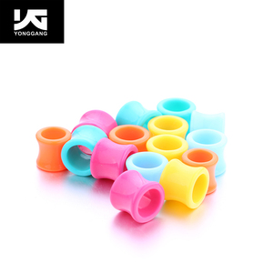 Candy Color Round Shape Acrylic Plug Ear Tunnel Body Jewellery,Ear Tunnel Jewelry Piercing Guangzhou Factory