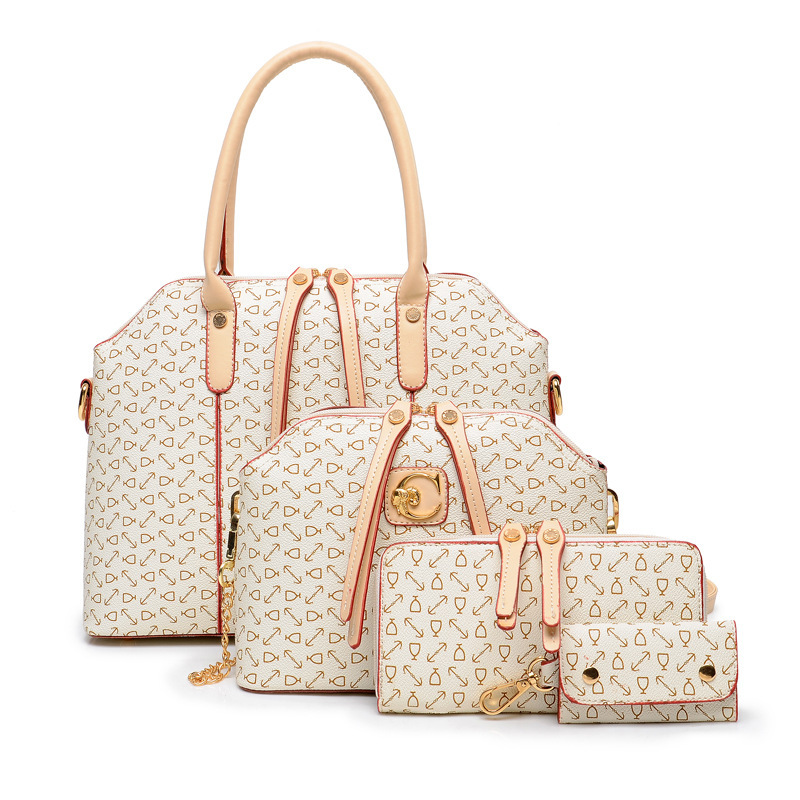 5c4532144be2 Get Quotations · 2015 women floral print purses and handbags female  shoulder bag Ladies Handbag set ( handbag+ crossbody