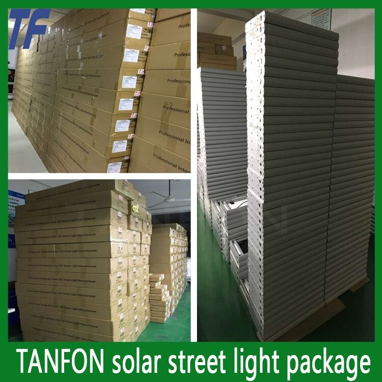solar street light li-ion battery