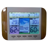 Electronic automatic table wireless professional weather station