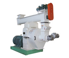 Professional supply biomass rice husk pellet mill machine