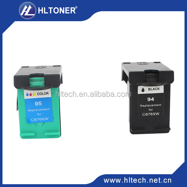 Remanufactured ink cartridge compatible for HP94(C8765WN)
