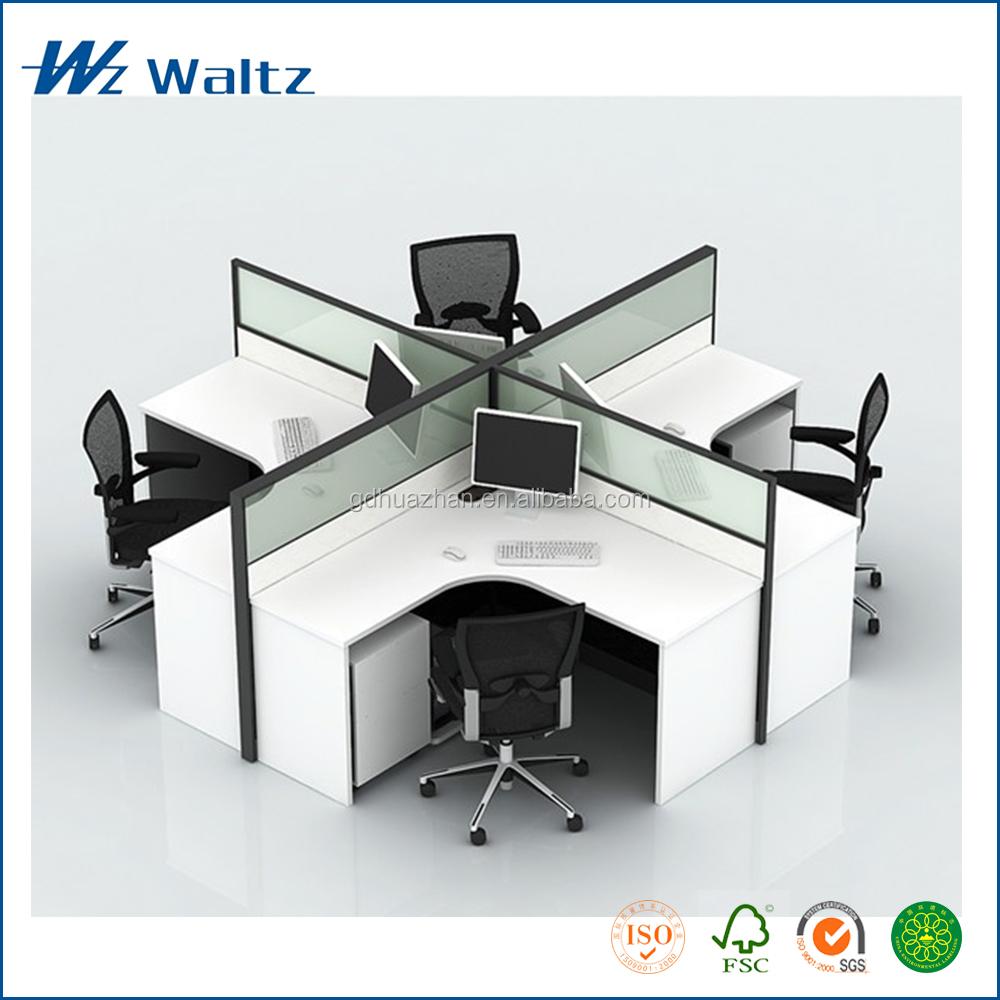 Good Prices On Furniture: Good Price White Desk Modern Office Furniture Design