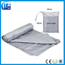 Travel and camping sheet silky texture portable sleeping bag liner
