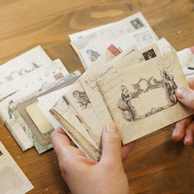 Online Get Cheap Small Envelope Template -Aliexpress com