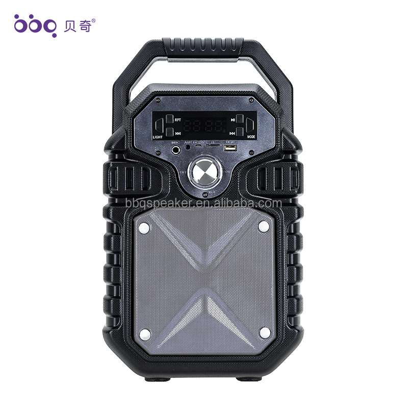 Bluetooth speaker factory wholesale own mould multifunctional karaoke speaker