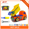 Hot selling super truck toys big plastic truck toys for sale