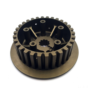 ITX-008 CNC central machinery parts